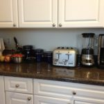 Kitchen stuff I dream about…just rethinking my counter space