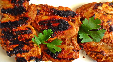 Easy grilled chicken indian style big apple curry indian cooking 101 recipe 4 how to make easy indian style grilled forumfinder Image collections