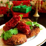 Red & Green Christmas Cutlets