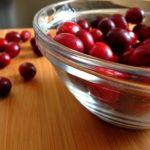 Fresh Cranberry Chutney (South Indian Cranberry 'Thokku')