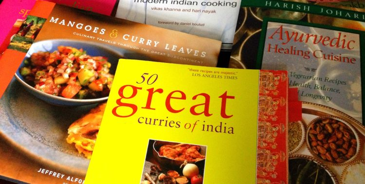 """My favorite Indian cookbook recipe: Lamb Korma Pilaf from """"50 Great Curries of India"""""""