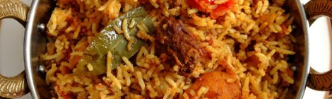 Indian Cooking 401 -- Recipe #5: Mastering India's Ultimate Rice Dish: Biryani