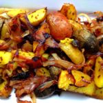 Indian Cooking 201 — Recipe #2: Pan-roasted potatoes with Browned onions