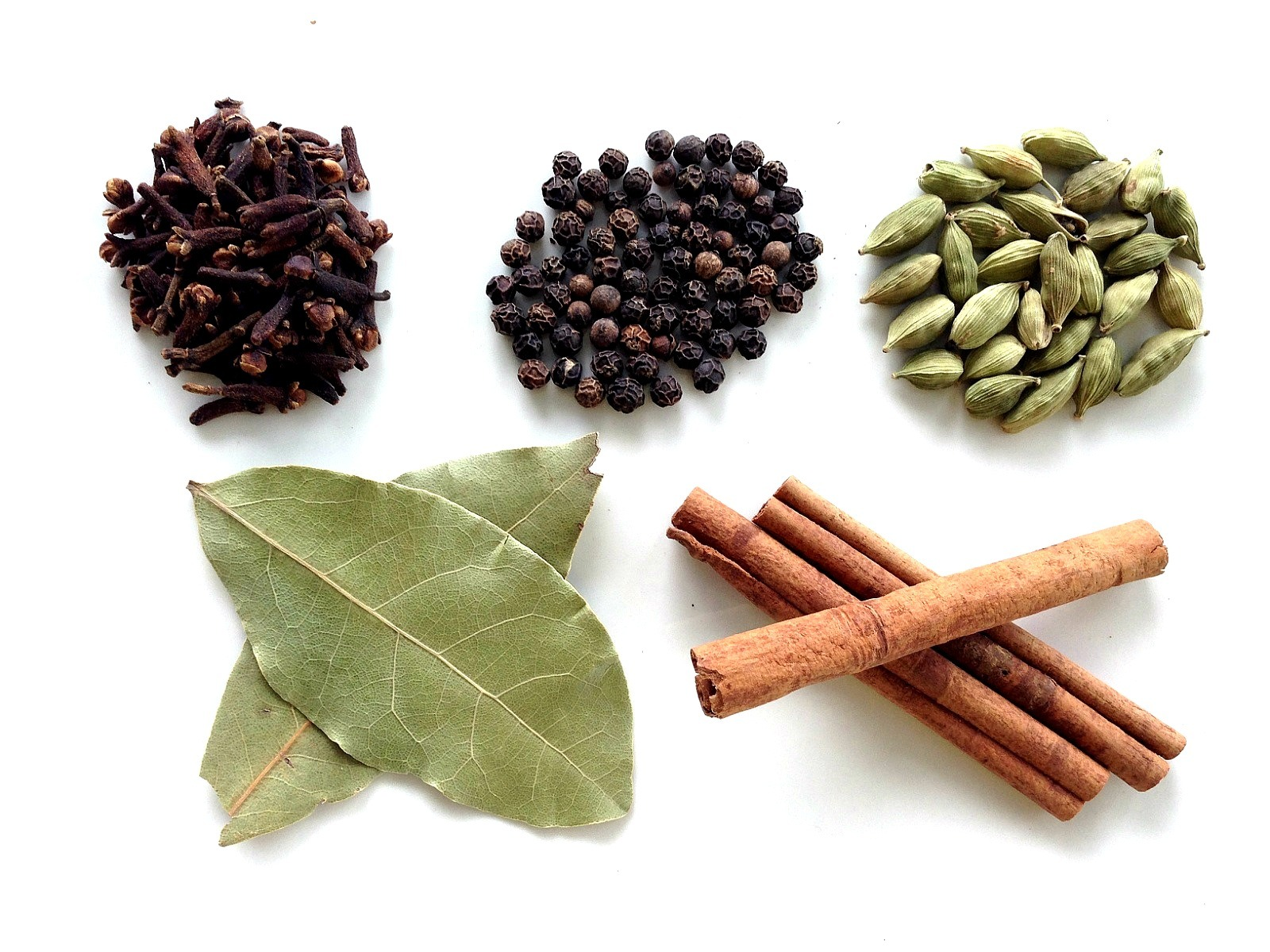 Ingredients in Garam Masala