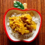 Weeknight Dinner Saver: Super Fast Fish Curry (Wild-caught Haddock and Coconut milk)