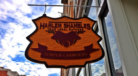 Harlem Shambles and the Perfect Steak