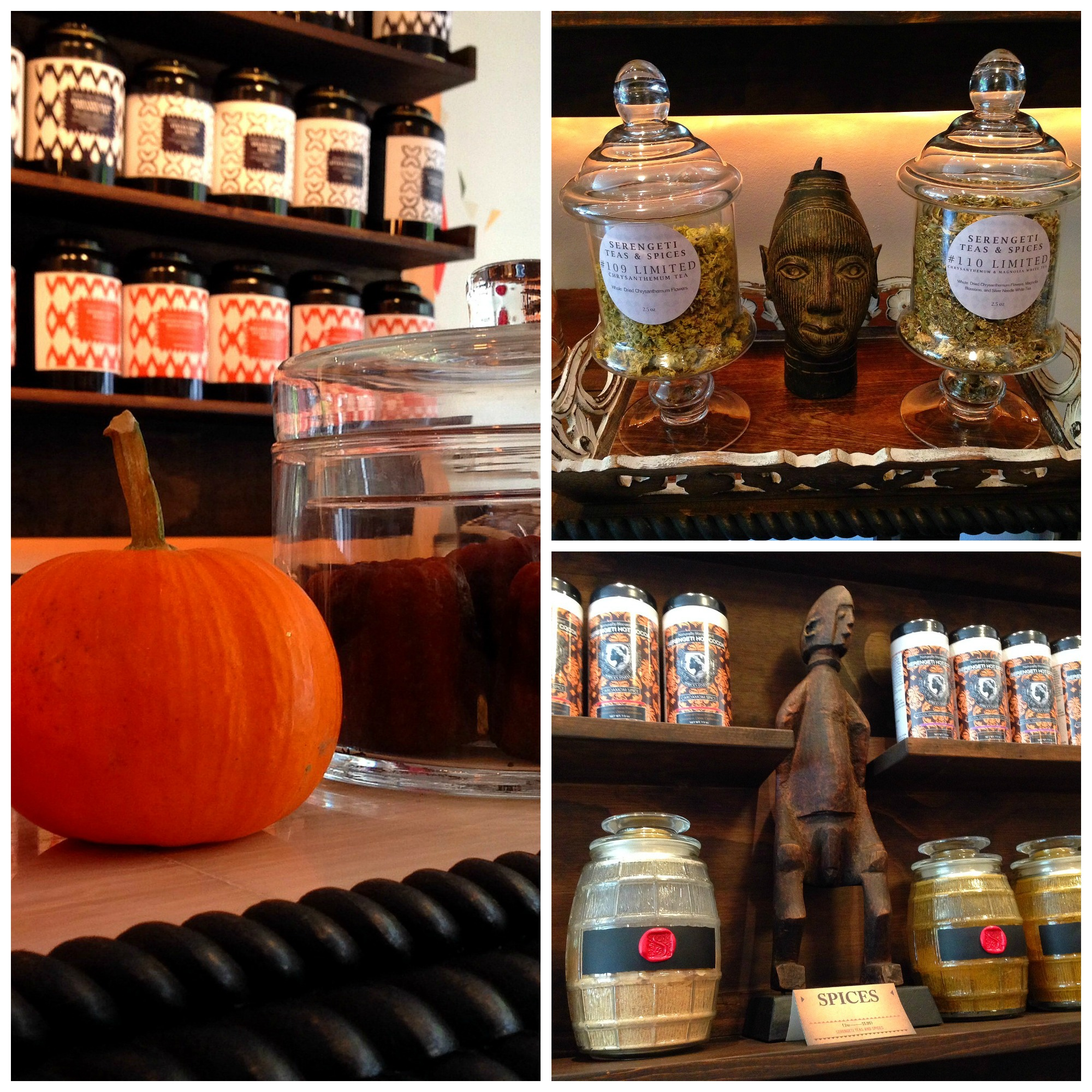 Serengeti Spices & Teas