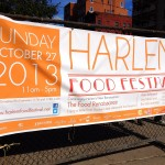 Sunday Afternoon in the Neighborhood: Harlem Food Festival & Frederick Douglass Blvd