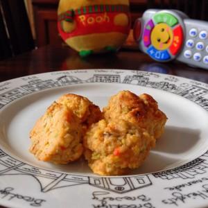 Turmeric-spiced Meatballs for Babies
