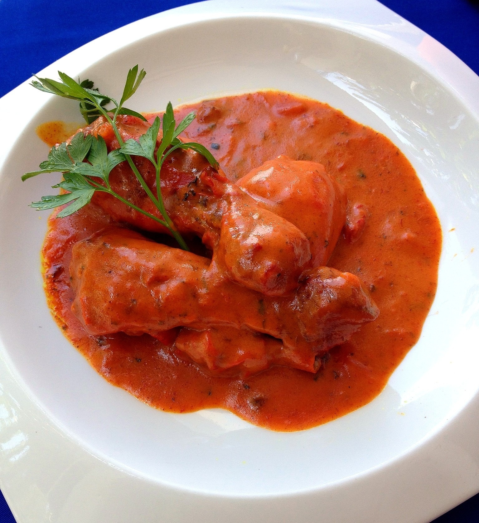 Enjoying Indian food in Jamaica -- ya mon! | Big Apple Curry