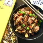 Weeknight Dinner Saver: Curried Pork & Vegetable Fried Rice