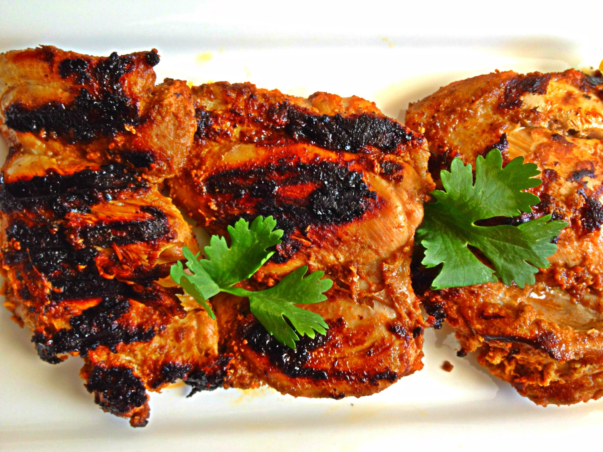 Easy Grilled Chicken Indian Style Big Apple Curry