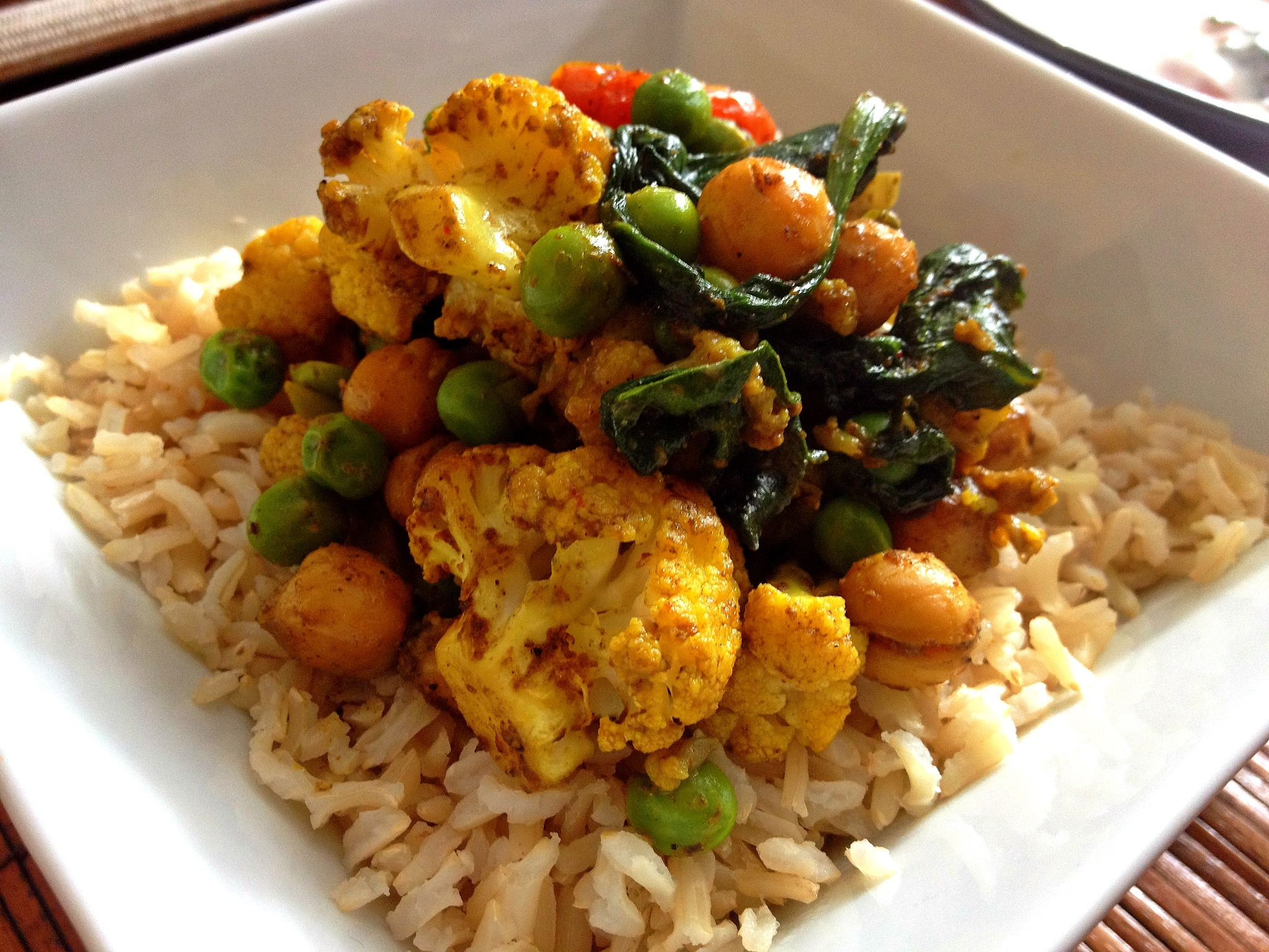 Indian Rice Bowl in 30 Minutes | Big Apple Curry