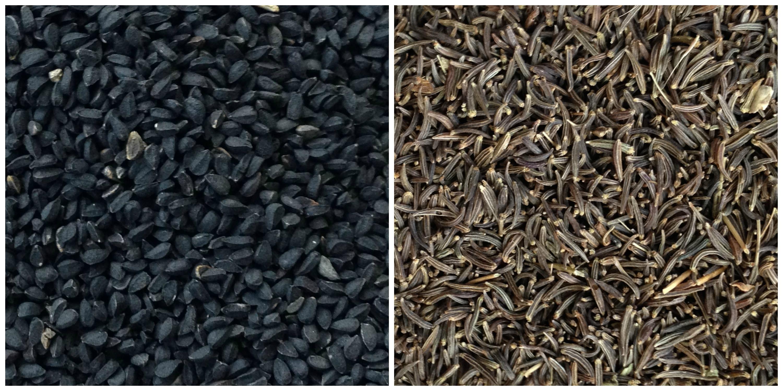 Black Cumin Seeds v. Nigella Seeds (Kalonji) | Big Apple Curry
